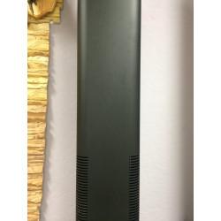 Изолированная труба В:300/280 (серый)