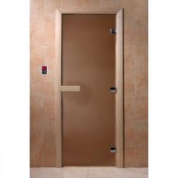 """Дверь """"Бронза матовая"""" 200*80"""