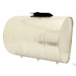 Бак для теплообменника 70л  0,8 мм горизонтальный (нерж)