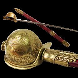 "Сабля пиратская ""Красная Борода"" 1478-1546 гг."