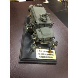 Модель Газ-тигр