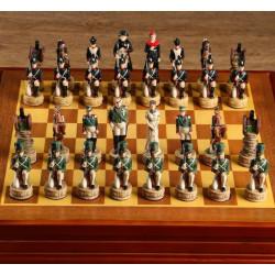 "Шахматные фигуры ""Отечественная война"""