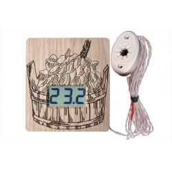 Термометр электронный Шайка