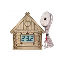 Термометр электронный Домик