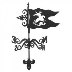 Флюгер большой Флаг