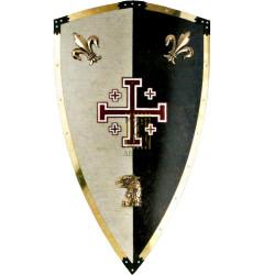Щит рыцарский Ордена Иерусалимского