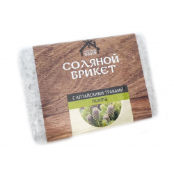 Соляной брикет с Пихтой 1,35кг