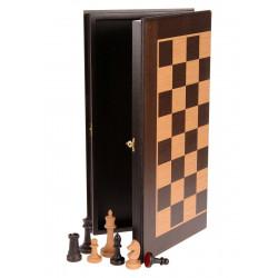 Шахматы Польские, венге