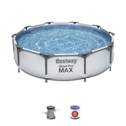 Бассейн каркасный 305*76см с фильтром