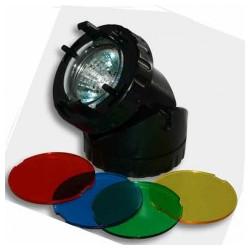 Подсветка с 4 цв.фильтрами