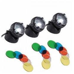 Подсветка с 4 цв.фильтрами и подстав
