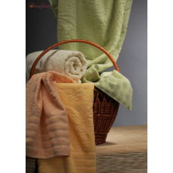 Полотенце Cashmere 70*140 (св.зеленый)