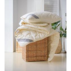 Одеяло стег. шерсть меринос, перкаль 220*200